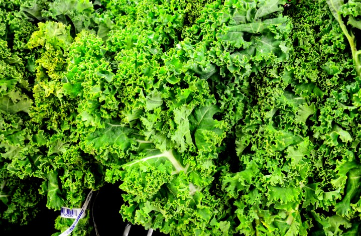 Hail to the Kale!