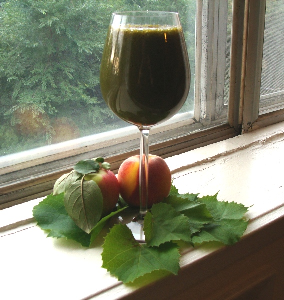 BiG 2010 Green Smoothie Recipe Contest – Our Winner!