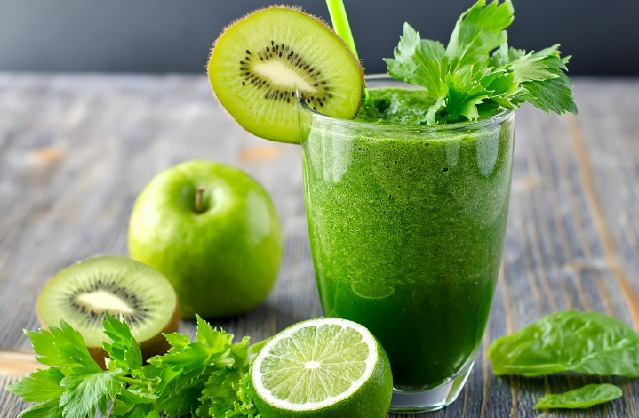 3 Cold & Flu-Busting Green Smoothie Recipes