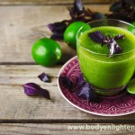 Raw Recipe: Lymph Cleaning Wild Juice