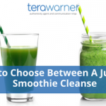 How To Choose Between Juice And Smoothie Cleanse.