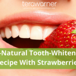 How to Whiten Teeth Naturally with Strawberries