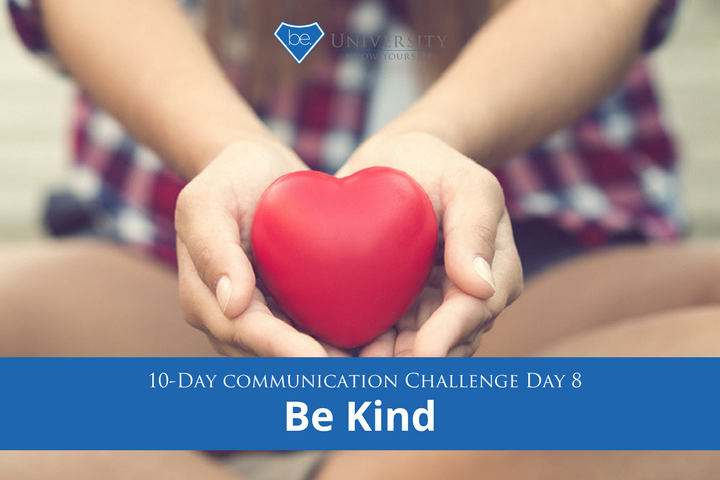 Tera Warner, communication, kindness, communication challenge, confidence tips, self-confidence tips