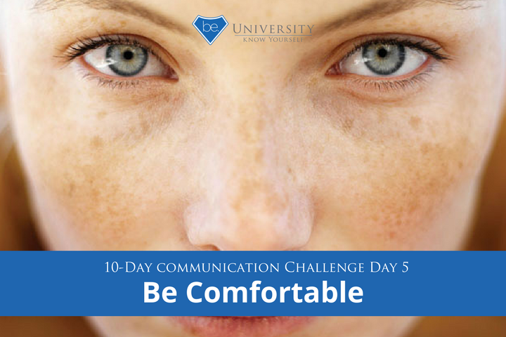 Tera Warner, communication challenge, improve communication, comfortably face, confront