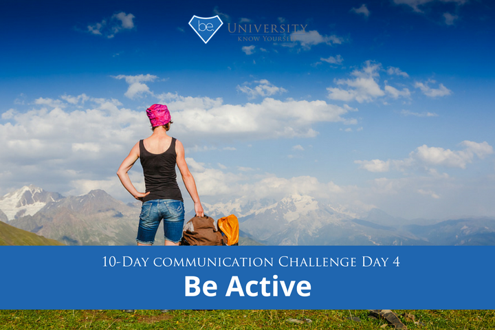 Tera Warner, communication challenge, be active, improve your communication, relationship help