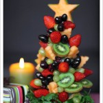 [Raw Vegan Recipes] Enchanting Edible Christmas Tree!