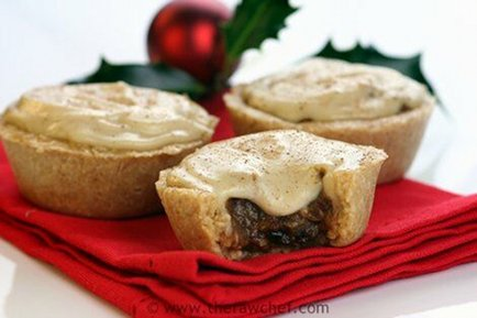 Raw desserts raw food recipe raw mince pies for the holidays forumfinder Images