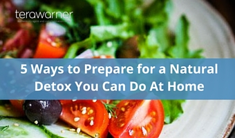 5 Ways to Prepare for a Natural Detox at Home