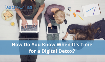 How Do You Know When It's Time for a Digital Detox?