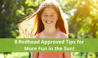 Redhead-Approved Tips for More Fun in the Sun