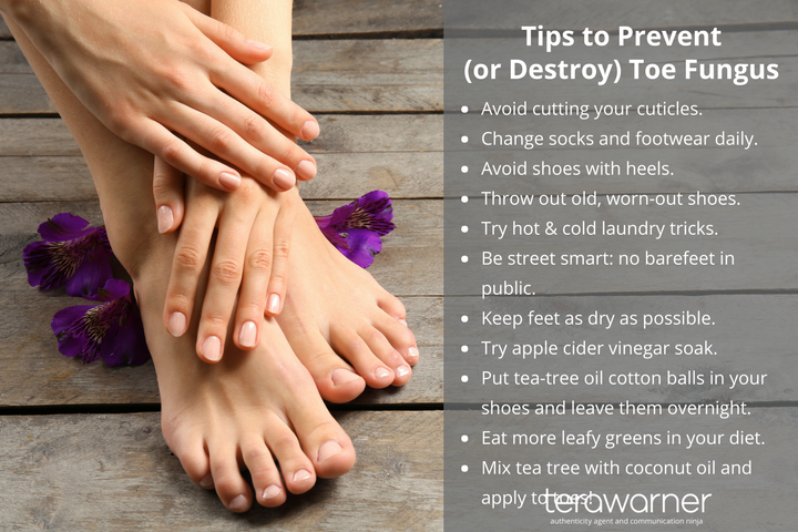 7 Healthy Habits to Prevent (or Destroy) Toenail Fungus |