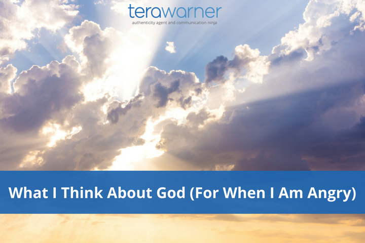 WHat I Think About God Tera Warner