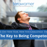 [New Year, New You] Day 8: The Key to Being Competent