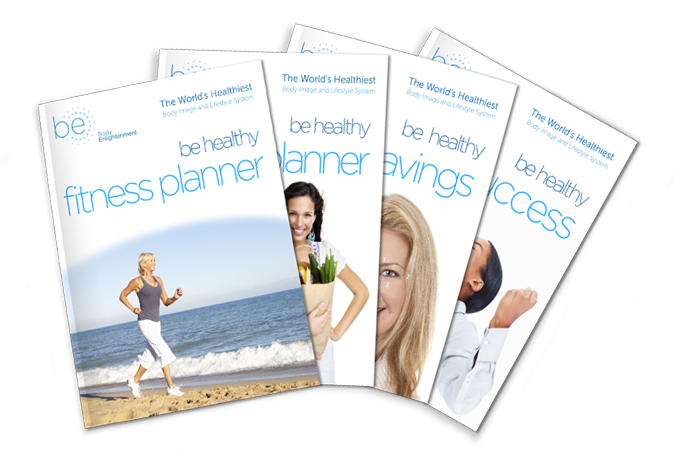 BE Healthy Books
