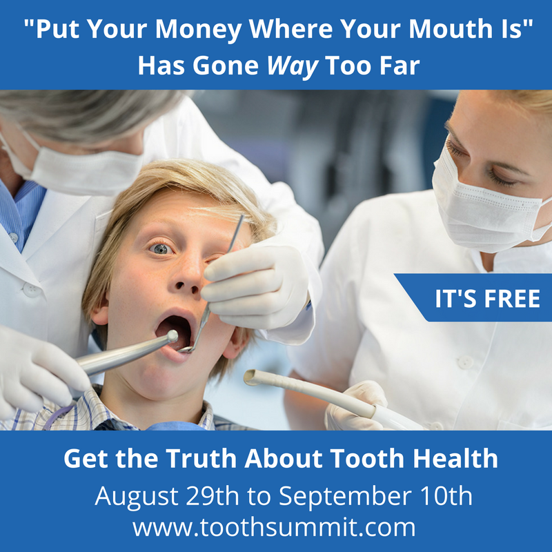 tooth summit, heal cavities and reverse gum disease