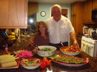 How to host a raw food dinner party gsd countdown 4 days to go she and her teenage daughter come over from time to time to prepare live dishes with me forumfinder Gallery