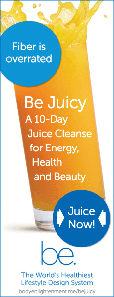 Be Juicy