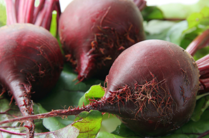 green smoothie beets