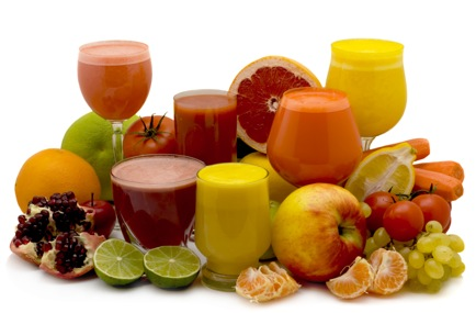 juices and smoothies for detox