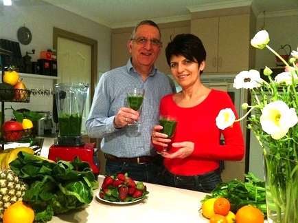 Green Celebration! Irene Matejka's Success Story & The 21-Day Green Smoothie Detox