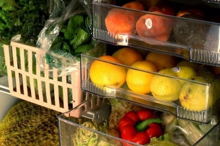 Jenny's Kitchen Organization Tips For Raw Foods