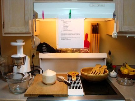 Kitchen Organization Tips for Raw Foods