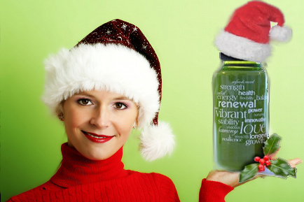 The Green Smoothie Countdown to Christmas Has Begun!