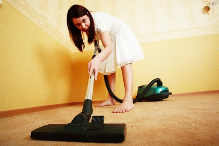 Double Duty Beauty: Clean Your House and Get a Great Workout
