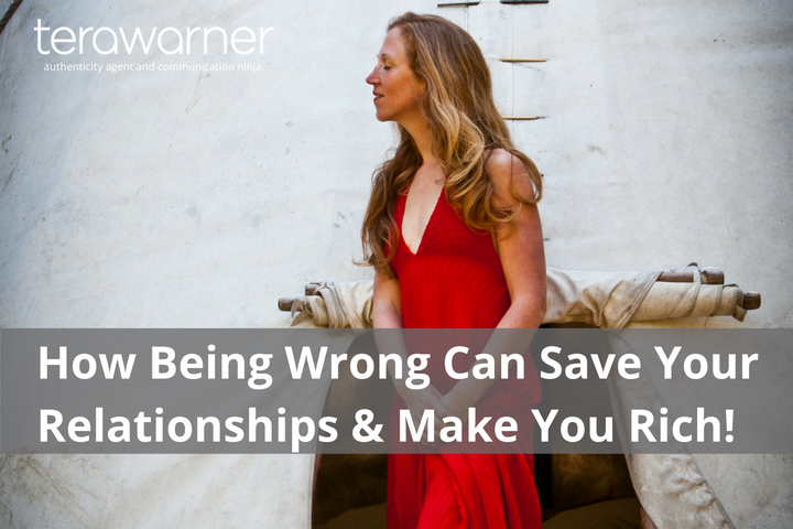 relationship help, communication secrets, emergency rescue webinar, being wrong