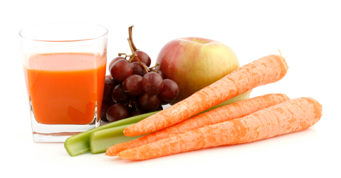 Fresh Raw Juice