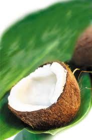 Raw Coconut Facts on Raw Fats and Omega-3's