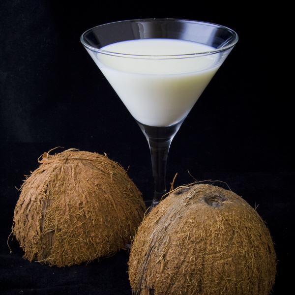 did you know that the water from young thai coconuts is very similar ...