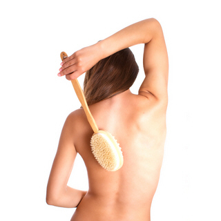 Body Brushing for Natural Beauty