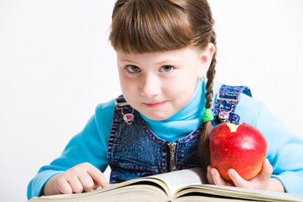 Raw Food for Learning Disabilites in Children