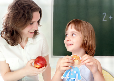 Raw Food for Speech and Language Issues in Children