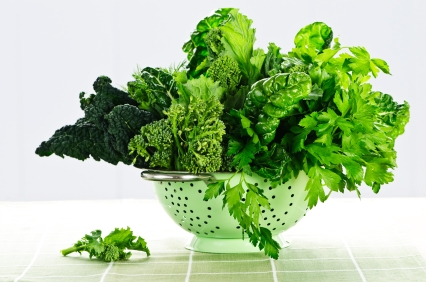The Best Leafy Greens to Use for Liver Cleansing