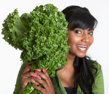 Raw Food Recipe for Cheesy Kale Chips