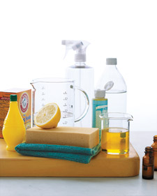 Make your own natural cleaning products - Image courtesy of http://www.terawarner.com/hhh/istockimages/natural_cleaning_products.jpg