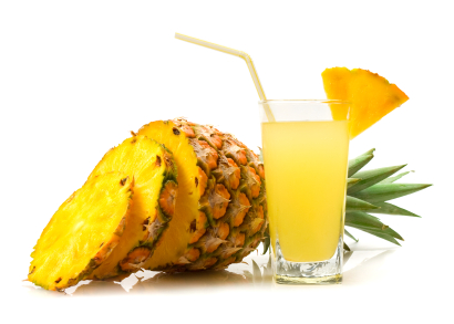 Pineapple Power: 4 Frothy, Fresh and Fabulous Raw Food Recipes with Pineapple