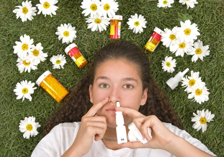 toxicity can be the cause of allergies