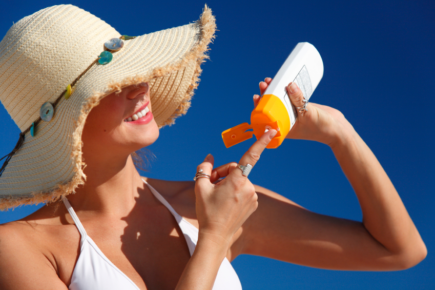 Warning: Using Too Much Sunscreen May Lead to Vitamin D Deficiency