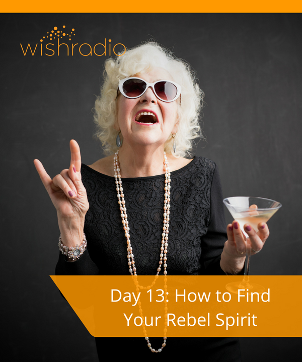 Tera Warner, new year's challenge, rebel spirit,