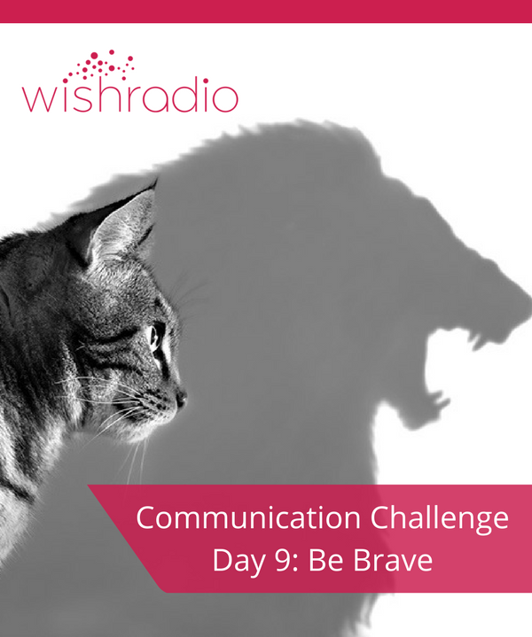 Tera Warner, communication challenge, courage, how to communicate with confidence, communication and relationship tips